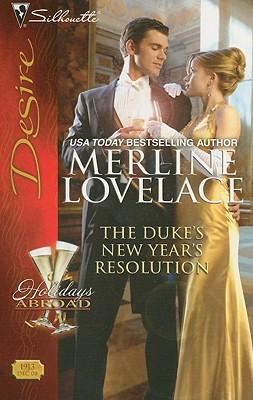 The Duke's New Year's Resolution (Silhouette Desire), MERLINE LOVELACE