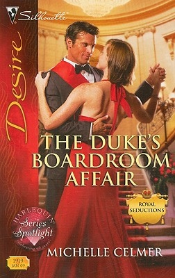 Image for The Duke's Boardroom Affair (Silhouette Desire)
