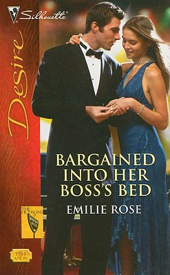 Image for Bargained Into Her Boss's Bed (Silhouette Desire)