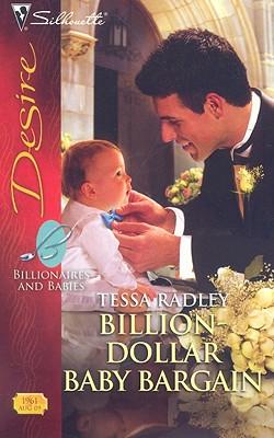 Image for Billion-Dollar Baby Bargain (Silhouette Desire)
