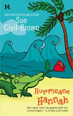 Hurricane Hannah (Hqn Romance), SUE CIVIL-BROWN