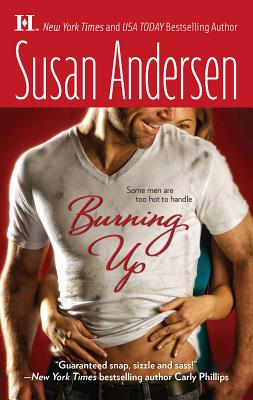 Burning Up (Hqn), Susan Andersen