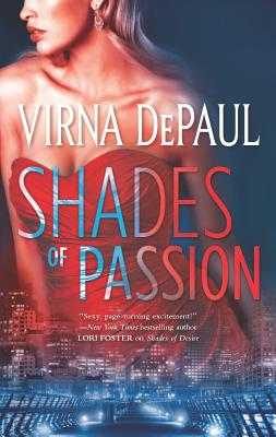 Shades of Passion (Hqn), Virna DePaul