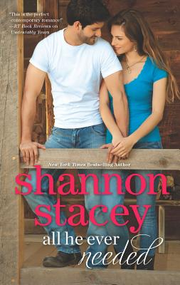 All He Ever Needed (Hqn), Shannon Stacey