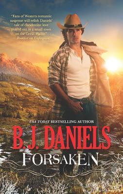 Image for Forsaken (Beartooth, Montana, Book 3)  (Hqn)