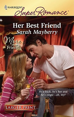 Image for Her Best Friend (Harlequin Super Romance (Larger Print))