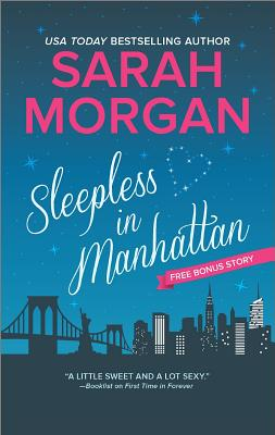 Image for SLEEPLESS IN MANHATTAN / MIDNIGHT AT TIFFANY'S BONUS FROM MANHATTAN WITH LOVE #1
