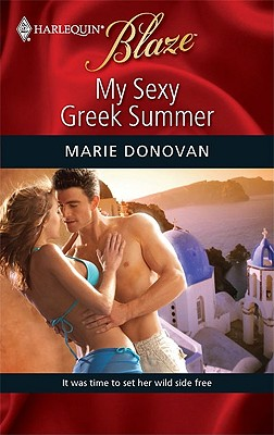 Image for My Sexy Greek Summer (Harlequin Blaze)