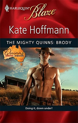 The Mighty Quinns: Brody, Kate Hoffmann