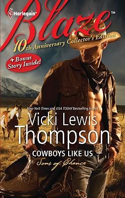 Image for Cowboys Like Us: Cowboys Like Us Notorious (Harlequin Blaze)