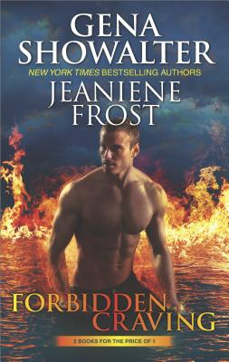 Forbidden Craving: The Nymph King The Beautiful Ashes (Atlantis), Gena Showalter, Jeaniene Frost