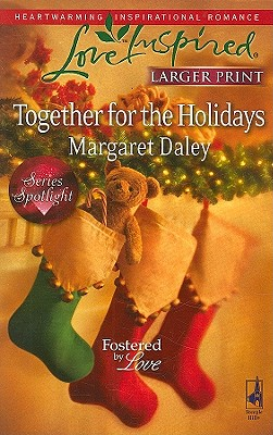 Image for Together for the Holidays (Larger Print Love Inspired #523)