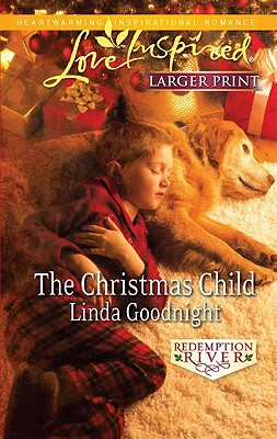 Image for The Christmas Child (Love Inspired (Large Print))