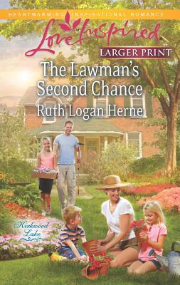 The Lawman's Second Chance (Love Inspired (Large Print)), Logan Herne, Ruth