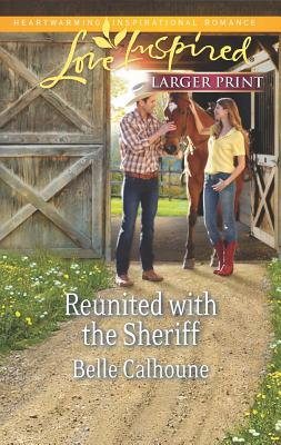 Image for Reunited with the Sheriff (Love Inspired LP)