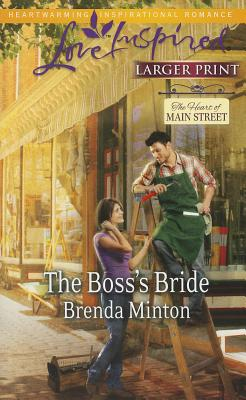 Image for The Boss's Bride (Love Inspired LP)