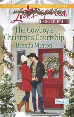 Image for The Cowboy's Christmas Courtship (Love Inspired LP)