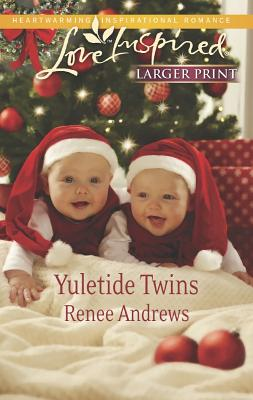 Image for Yuletide Twins (Love Inspired LP)