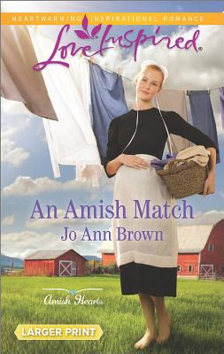 Image for An Amish Match