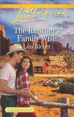 Image for The Rancher's Family Wish (Wranglers Ranch)