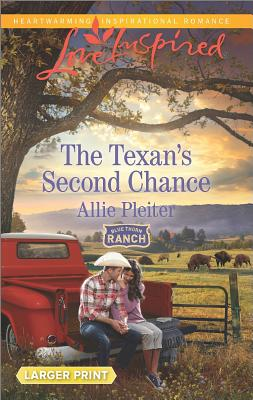 Image for The Texan's Second Chance (Blue Thorn Ranch)