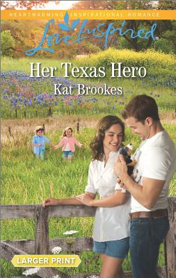 Image for Her Texas Hero (Texas Sweethearts)