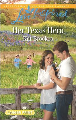 Image for Her Texas Hero (Texas Sweethearts)