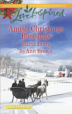 Image for Amish Christmas Blessings: The Midwife's Christmas Surprise A Christmas to Remember