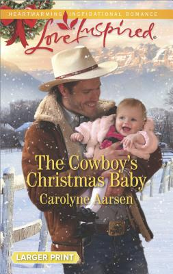 Image for The Cowboy's Christmas Baby (Big Sky Cowboys)