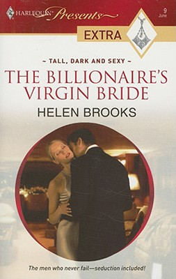 Image for The Billionaire's Virgin Bride (Harlequin Presents Extra: Tall, Dark and Sexy)