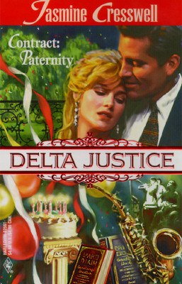 Image for Contract: Paternity (Delta Justice) (Harlequin Delta Justice)