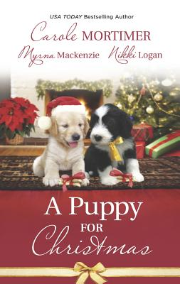 Image for A Puppy for Christmas: On the Secretary's Christmas ListThe Soldier, the Puppy and MeThe Patter of Paws at Christmas (Harlequin Anthologies)
