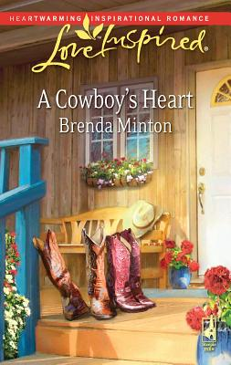 Image for A Cowboy's Heart (The Cowboy Series 2) (Love Inspired 481)