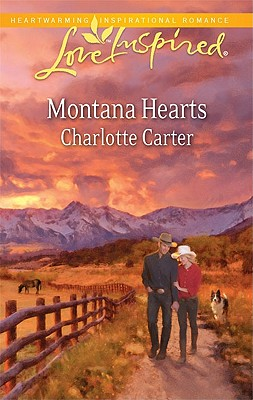 Montana Hearts (Love Inspired), Charlotte Carter