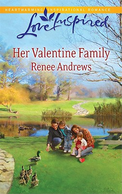 Image for Her Valentine Family (Love Inspired)