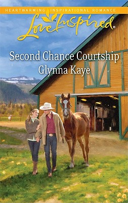 Second Chance Courtship (Love Inspired), Glynna Kaye