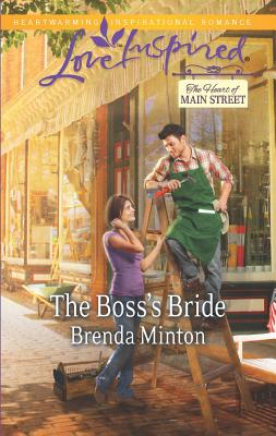 The Boss's Bride (Love Inspired), Brenda Minton