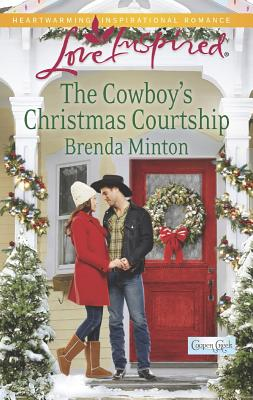 Image for The Cowboy's Christmas Courtship (Love Inspired)