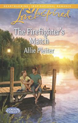 Image for The Firefighter's Match (Love Inspired)
