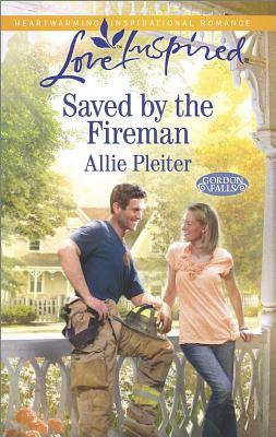 Image for Saved by the Fireman (Love Inspired Gordon Falls)