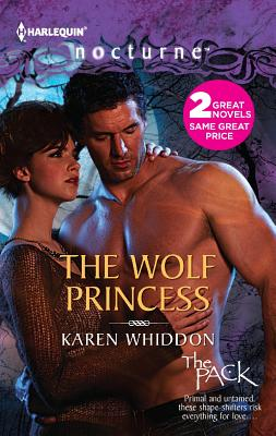 The Wolf Princess: One Eye Open The Wolf Princess (Harlequin Nocturne), Karen Whiddon