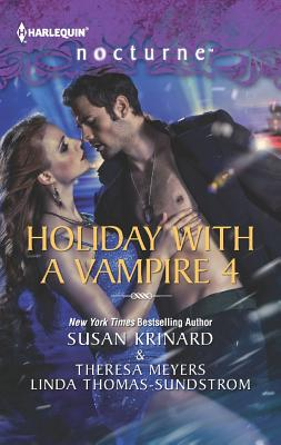 Image for Holiday with a Vampire 4: Halfway to Dawn The Gift Bright Star (Harlequin Nocturne)