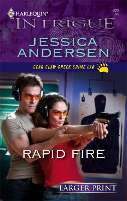 Image for RAPID FIRE (LARGE PRINT- HARLEQUIN INTRIGUE)