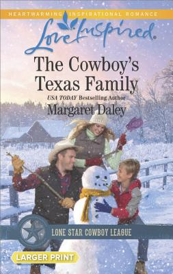 Image for The Cowboy's Texas Family (Lone Star Cowboy League: Boys Ranch)