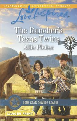 Image for The Rancher's Texas Twins (Lone Star Cowboy League: Boys Ranch)