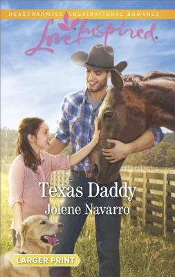 Image for Texas Daddy (Lone Star Legacy (Love Inspired))