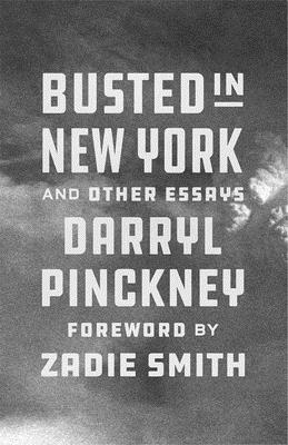 Image for Busted in New York and Other Essays