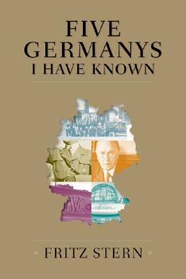 Image for Five Germanys I Have Known