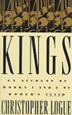 Image for Kings: An Account of Books One and Two of Homer's Iliad