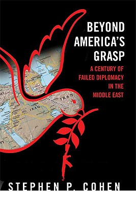 Image for Beyond America's Grasp: A Century of Failed Diplomacy in the Middle East